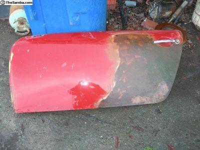 67' porsche 912/911 left door