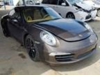 Salvage 2012 PORSCHE 911 CARRERA S for Sale