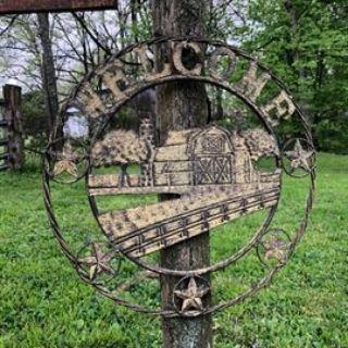 Rustic Farmhouse Estate Sale
