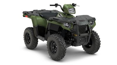 2018 Polaris Sportsman 450 H.O. Utility ATVs Broken Arrow, OK