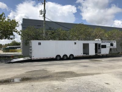 2017 Vintage Outlaw Trailer For Sale