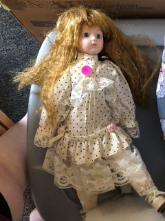 Doll and collectible