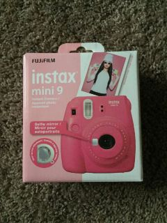instax mini9 +film & Camera Case