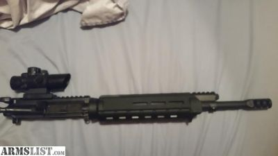 For Sale: Adam Arms 14.5 upper with pinned brake