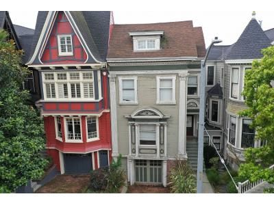4 Bed 1.0 Bath Preforeclosure Property in San Francisco, CA 94117 - Ashbury St