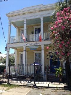 Spend the weekend at Creole Gardens Bed and Breakfast (Garden District New Orleans)