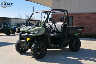 2018 Can-Am Defender DPS HD8 Side x Side Utility Vehicles Oklahoma City, OK
