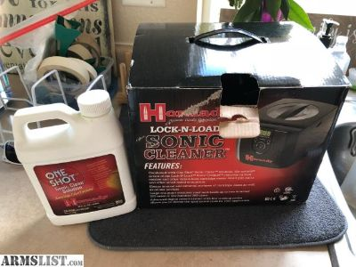 For Sale: Hornady Lock n Load ultrasonic cleaner