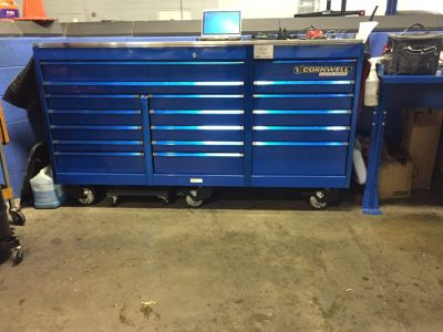 Cornwell custom series tool box