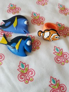 GUC finding dory figures and ring