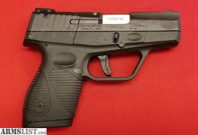 For Sale: Taurus PT709 9mm pistol with 1 mag and original box