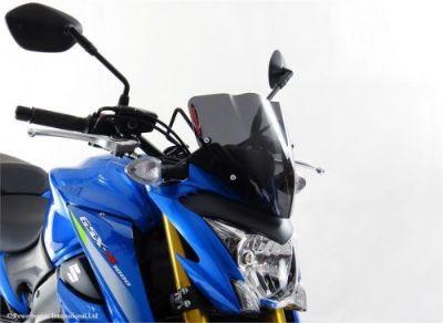 Sell Suzuki GSX-S1000 16 Light Screen Windshield 270mm Dark Tint - MADE ENGLAND (PB) motorcycle in Milan, Michigan, United States, for US $109.95