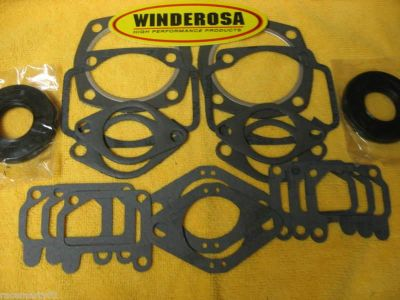 Buy Kawasaki 440A Engine Gasket Set W/Crankshaft Seals John Deere Untralight TA440A motorcycle in Putnam, Illinois, US, for US $49.50