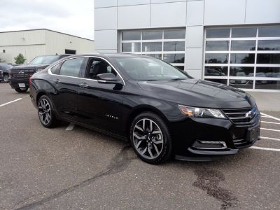 2018 Chevrolet Impala LT (Black)