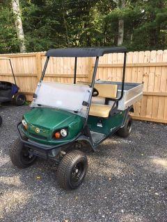 2015 Cushman Hauler 1200 GAS Golf Golf Carts Exeter, RI