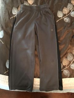 Boys athletic pants size small 6/7