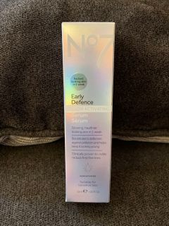 No7 Early Defence Glow Activating Serum asking $15