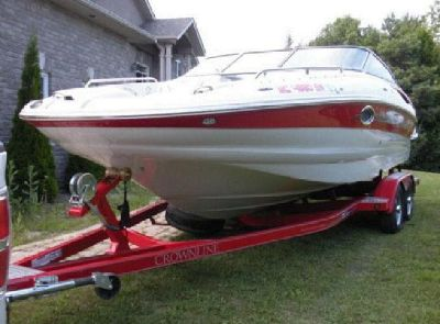 2006 Crownline 220 EX Deck Boat