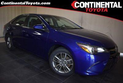 2016 Toyota Camry L (Blue Crush Metallic)