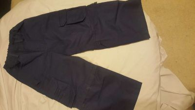 Cub scout pant short great condition size 4 and size 6