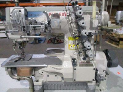 (4) Juki Pegasus W3600P Sewing Machines RTR#8021280-04