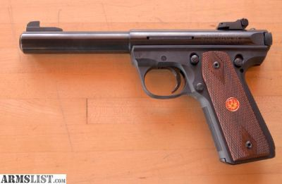 For Sale: USED Ruger MK III 22/45 in 22LR