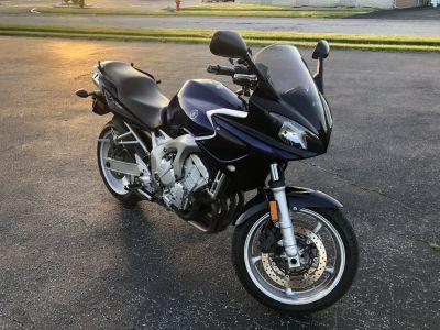 2005 Yamaha FZ6