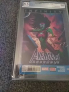 Avengers Assemble #18 pgx 8.5