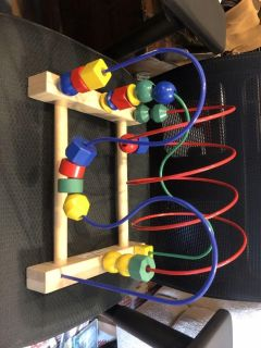 baby motor skill learning toy