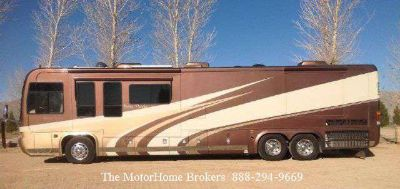 2006 Beaver Patriot Thunder w/4 Slide-Outs (in WY)