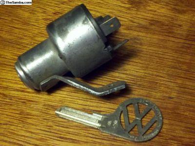 61-66 Bug SC Original Ignition Keyed to Your Key