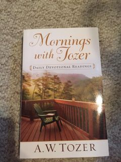 Mornings with Tozer- Daily Devotional