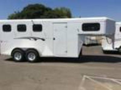 2019 Trails West ADVENTURE MX (GN) 3 horses