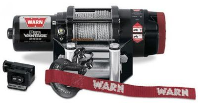 Buy Warn ATV ProVantage 2500 Winch w/Mount CanAm 2012-2016 Renegade 570G2 motorcycle in Northern Cambria, Pennsylvania, United States, for US $399.00