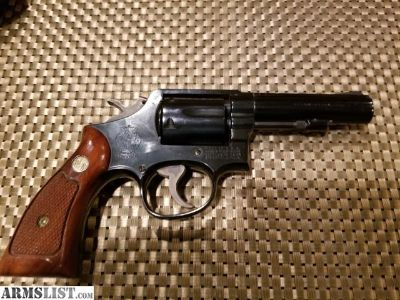 For Sale: Smith & Wesson 38 special model 10-6