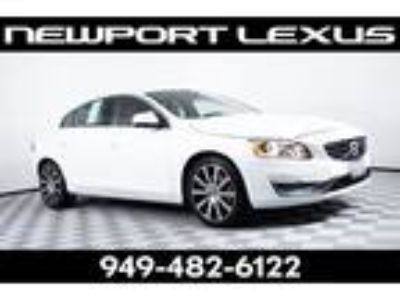 2016 Volvo S60 Inscription T5