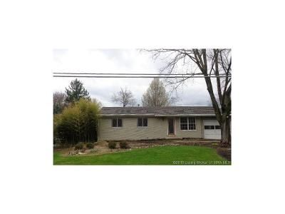 3 Bed 1 Bath Foreclosure Property in Sellersburg, IN 47172 - S Indiana Ave