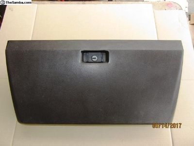 vanagon brown glove box J1