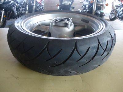 Find 2001 Triumph TT 600 Rear Back Wheel Rim Assy. w Bridgestone 180/55-17 Nice Tire motorcycle in Saint Louis, Missouri, US, for US $149.99