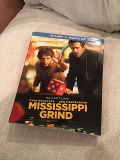 Brand new factory sealed Mississippi Grind Blu-ray