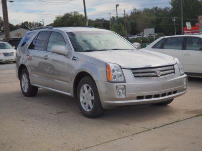 2004 Cadillac SRX Base (Silver Smoke)