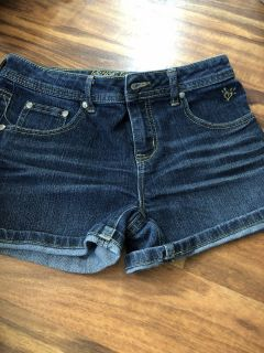 14R Justice jean shorts