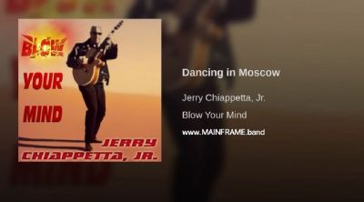 DANCING IN MOSCOW Track#2 - BLOW YOUR MIND Album