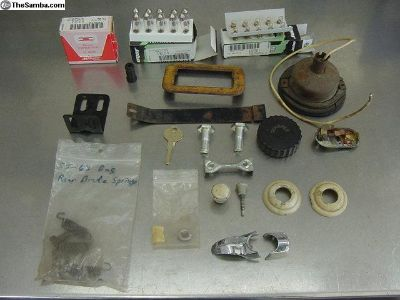 Misc. Parts & Hardware