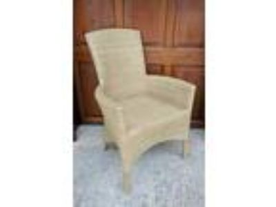 PALU Accent CHAIR - Wicker