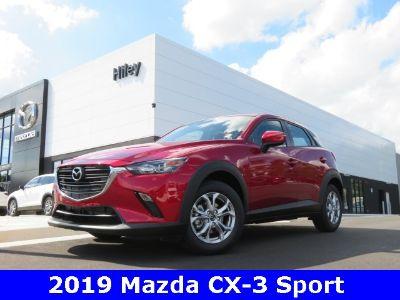 2019 Mazda CX-3 (Soul Red Crystal Metallic)