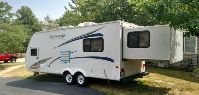 2012 Jayco JAY FEATHER ULTRA LITE X213