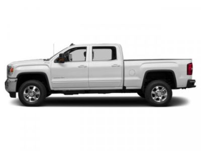 2019 GMC Sierra 3500HD Denali (Summit White)