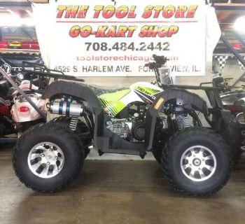 2018 Taotao USA BULL200 ATV Off Road Forest View, IL