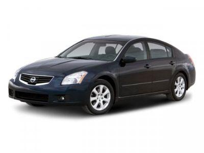 2008 Nissan Maxima 3.5 SE (Silver)